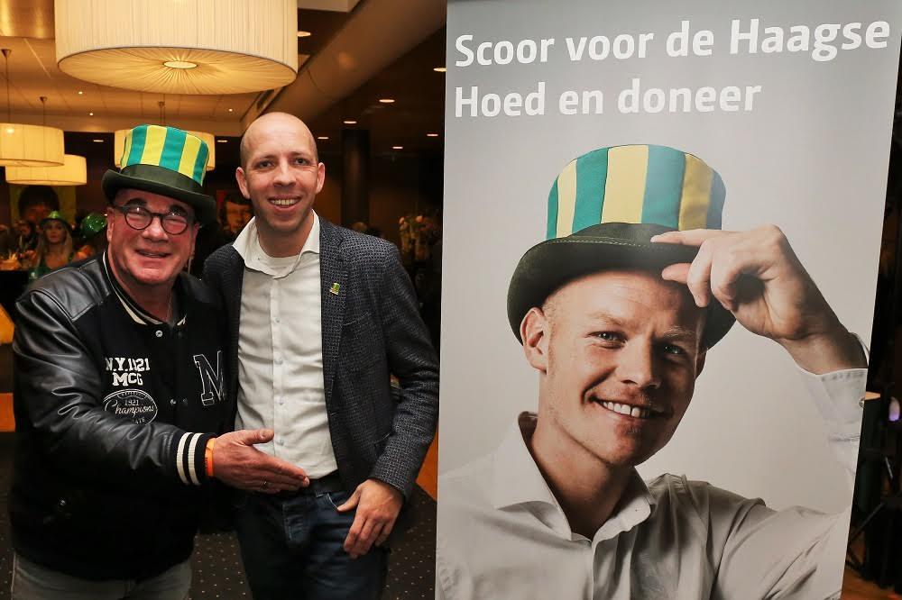 Scoor voor de Haagse Hoed